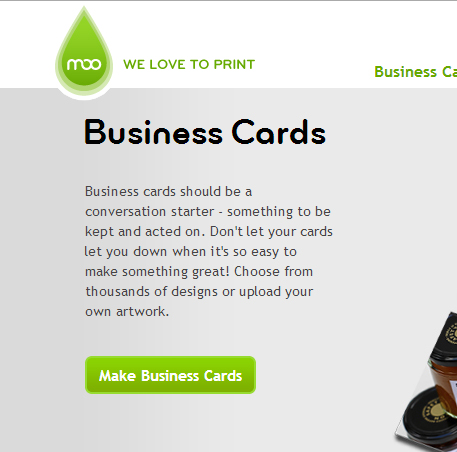 Moo amazing lux business cards amazing lux business cards colourmoves